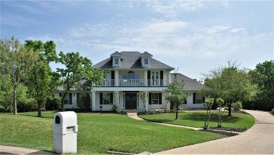 College Station Single Family Home For Sale: 2106 Joseph Creek Court