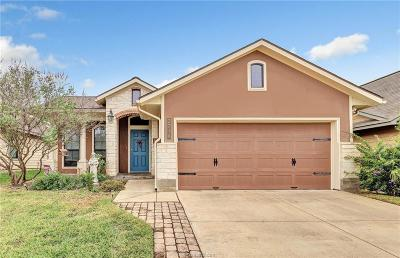 College Station TX Single Family Home For Sale: $218,000