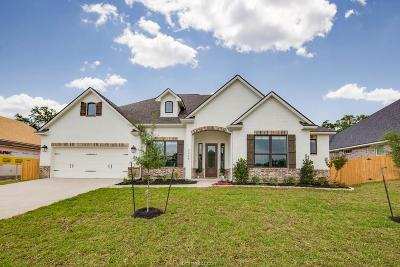Bryan Single Family Home For Sale: 3265 Rose Hill Lane