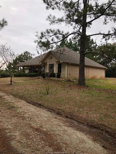 Leon County Single Family Home For Sale: 10 Cherokee Drive