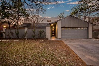 Brazos County Single Family Home For Sale: 2723 Sandy Circle
