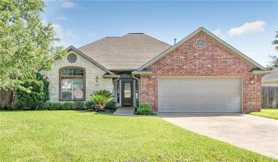 College Station TX Single Family Home For Sale: $264,900