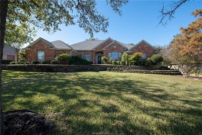 College Station TX Single Family Home For Sale: $498,500