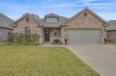 College Station Single Family Home For Sale: 15411 Meadow Pass