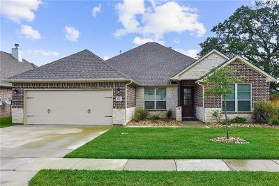 College Station Single Family Home For Sale: 4125 Wild Creek Court