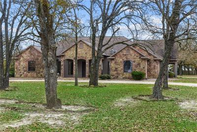 Brazos County Single Family Home For Sale: 12844 Copperhead Road