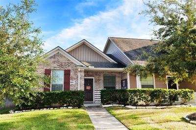 College Station Multi Family Home For Sale: 104 - 106 Kleine Lane