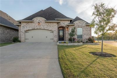 College Station TX Single Family Home For Sale: $524,900