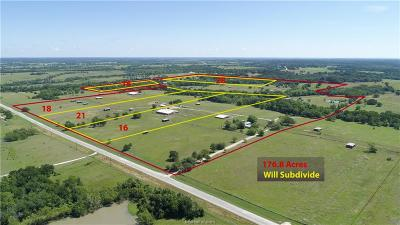Navasota Residential Lots & Land For Sale: Tbd Fm 362