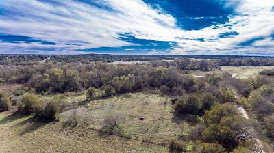 Caldwell Residential Lots & Land For Sale: +/- 50 Acres Fm 1362