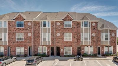 College Station TX Condo/Townhouse For Sale: $109,900