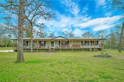 Madisonville Single Family Home For Sale: 5449 Leaning Oaks Lane