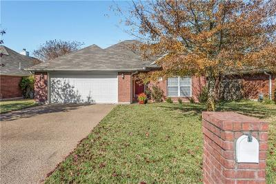 College Station Single Family Home For Sale: 3714 Chantal