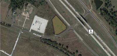 Navasota Residential Lots & Land For Sale: 0000 State Hwy 6 & Fm 2154
