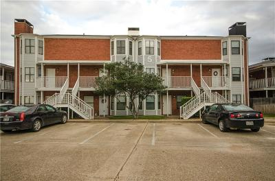 Bryan Condo/Townhouse For Sale: 4441 Old College Road #5104