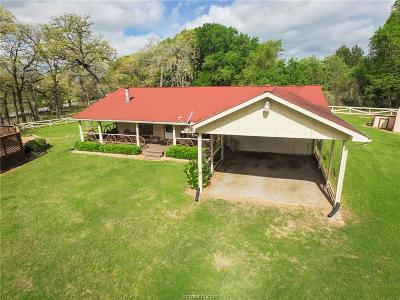 Caldwell Single Family Home For Sale: 10515 County Road 324