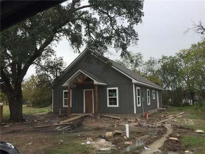 Bryan Single Family Home For Sale: 804 Henderson