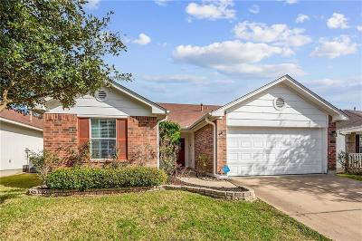 College Station Single Family Home For Sale: 15113 Faircrest Drive