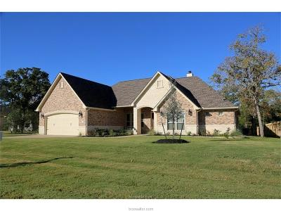 Bryan Single Family Home For Sale: 4651 River Rock Drive