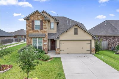 College Station Single Family Home For Sale: 2521 Hailes Lane