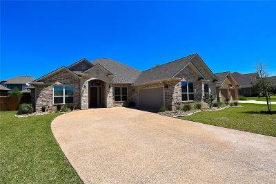 College Station Single Family Home For Sale: 15710 Timber Creek Lane