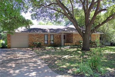 Bryan TX Single Family Home For Sale: $159,000