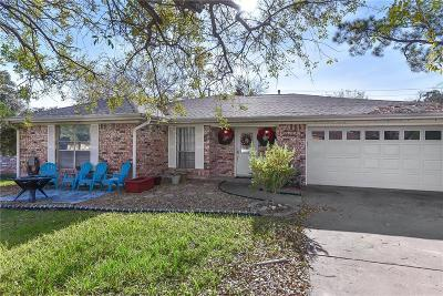 Bryan Single Family Home For Sale: 2806 Hillside Drive