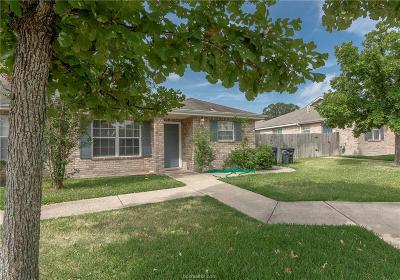 College Station TX Rental For Rent: $1,100