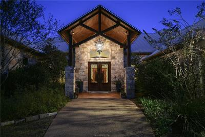 Brazos County Single Family Home For Sale: 1501 Misty Lane