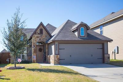 Bryan Single Family Home For Sale: 1063 Venice Drive