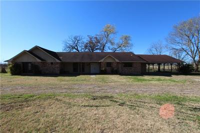 Grimes County Single Family Home For Sale: 22817 Highway 90