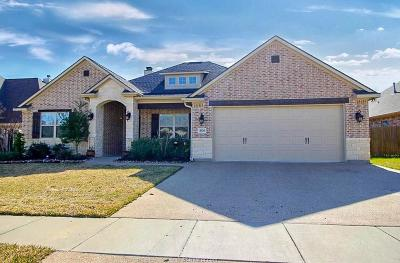 Creek Meadows Single Family Home For Sale: 4106 Wild Creek Court