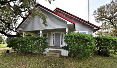 Caldwell Single Family Home For Sale: 1077 County Road 106