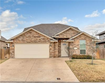 College Station Single Family Home For Sale: 917 Emerald Dove