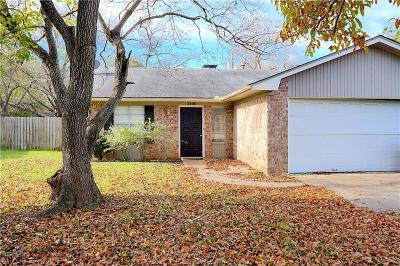 College Station Single Family Home For Sale: 3106 Bluestem