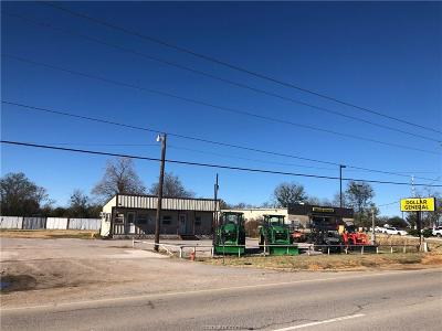 Bryan Commercial For Sale: 5705 East Sh-21