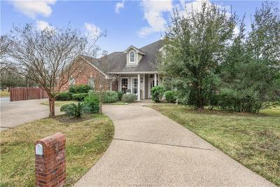 College Station Single Family Home For Sale: 4608 Double Eagle Court