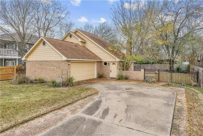 College Station TX Single Family Home For Sale: $204,900