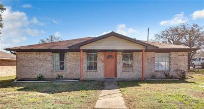 Bryan Single Family Home For Sale: 1708 Luza Street