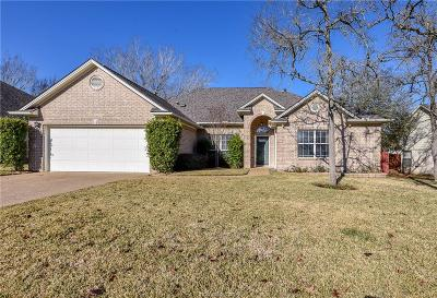 College Station Single Family Home For Sale: 1213 Windrift Cove