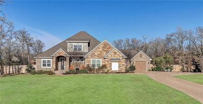 College Station Single Family Home For Sale: 17965 Saddle Creek Drive