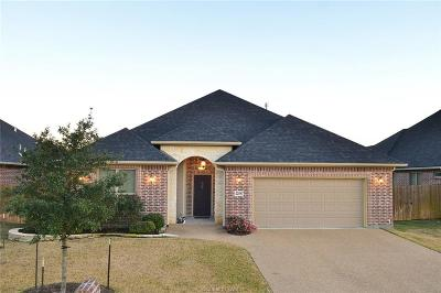 College Station Single Family Home For Sale: 2208 Ironwood Drive