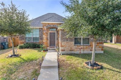 Bryan Single Family Home For Sale: 2031 Autumn Lake Drive
