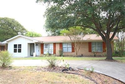 College Station Rental For Rent: 1106 Timm Drive