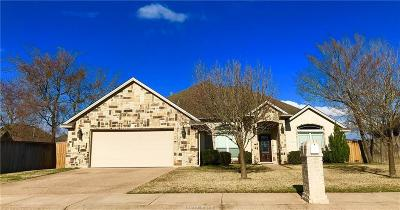 College Station Single Family Home For Sale: 4419 Spring Branch Drive