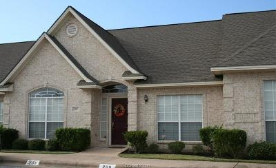 College Station Rental For Rent: 408 Fraternity Row Drive #408