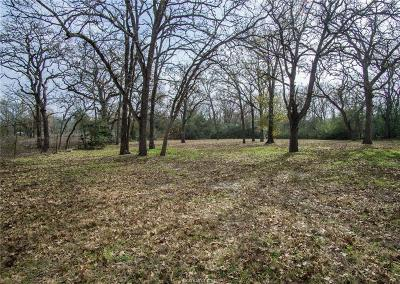 College Station TX Residential Lots & Land For Sale: $350,000