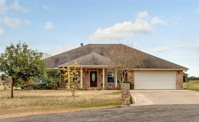 Bryan Single Family Home For Sale: 3524 Open Range Court