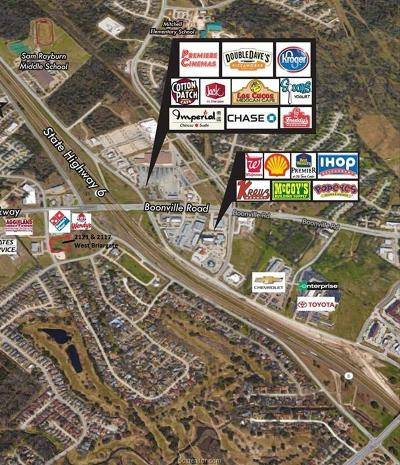 Bryan Residential Lots & Land For Sale: 2121 West Briargate Drive