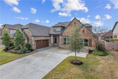 College Station Single Family Home For Sale: 4204 Norwich Drive
